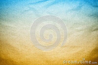 Stara Błękitny Brown Tła papieru tekstura