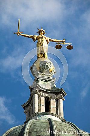 Stara dama bailey sprawiedliwości