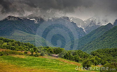 Stara planina mountain