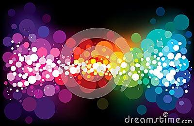 Stardust do arco-íris