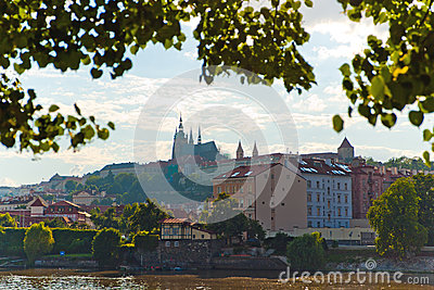 Stare Mesto (Old Town) view, Prague