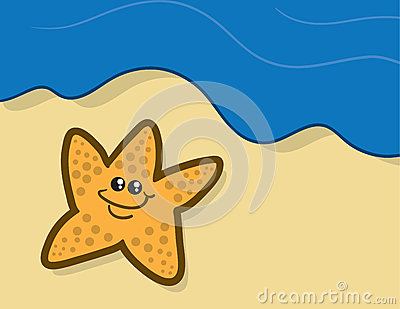 Starfish Character