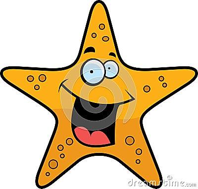 Starfish Smiling