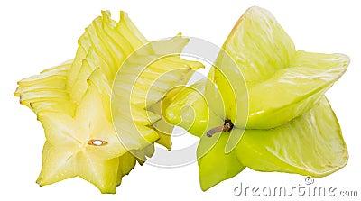 Starfruit or Carambola VIII