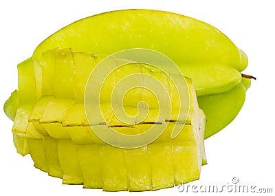 Starfruit oder Carambola V