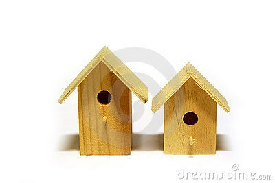 Starling-houses