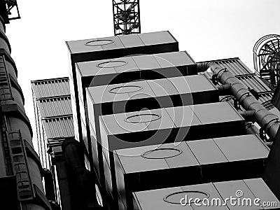 Starnge Gebäude