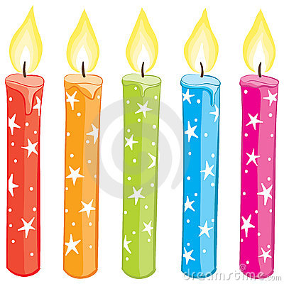 Starry Candle Set