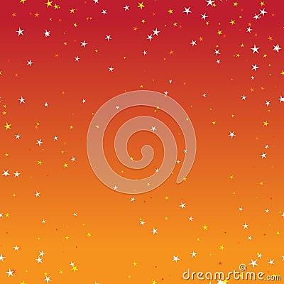 Colors glitter background pattern starry night seamless