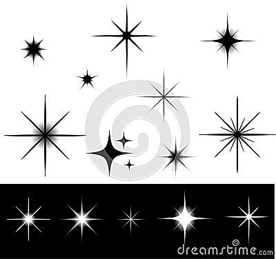Free Stars Stock Image - 15500381