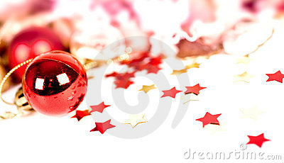 Stars and decorations