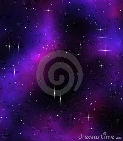 Free Stars In Deep Or Outer Space Royalty Free Stock Photo - 10785015