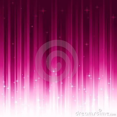 Free Stars On Purple Vertically Striped Background Royalty Free Stock Photography - 11679427