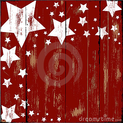 Free Stars On Wood Royalty Free Stock Photo - 5522535