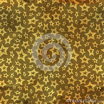 Stars. Seamless pattern.