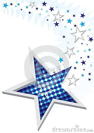 Free Stars Seduction_eps Stock Photos - 22138113