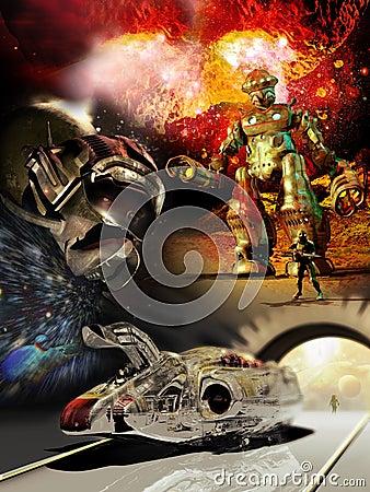 Free Stars Stories Stock Image - 89008051