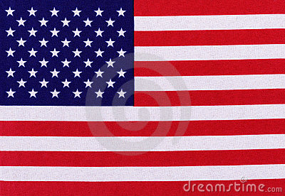 Stars and Stripes flag background