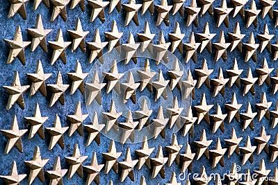 Stars on Wall