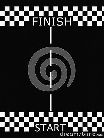 Start finish race