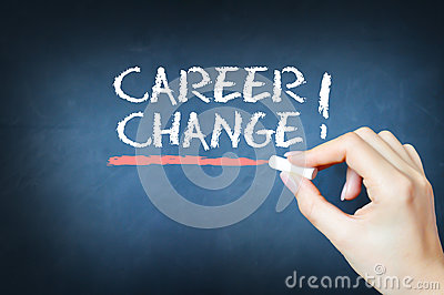 START NEW CAREER Stock Photo - Image: 42716465