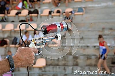 Start s gun