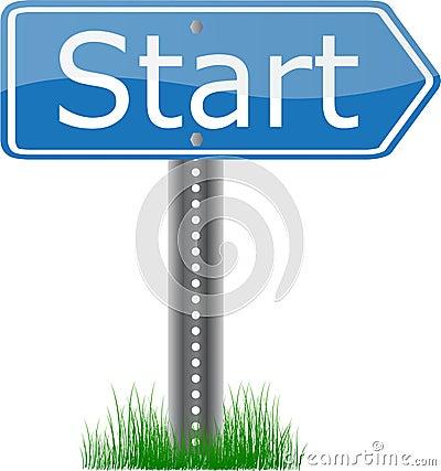 Start Signpost