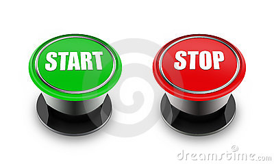 Start and stop switches