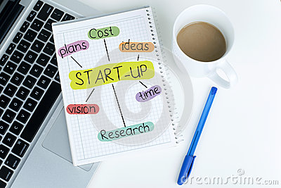 start up business