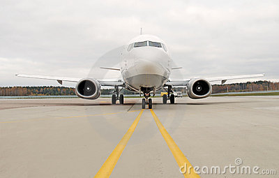 Starting jet