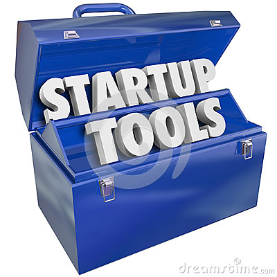 Startup Tools Toolbox Tips Advice Information