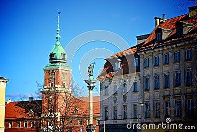 Stary grodzki Warsaw