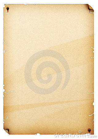 Stary papier