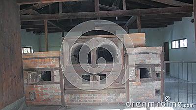 Stary piec kremacyjny zbiory
