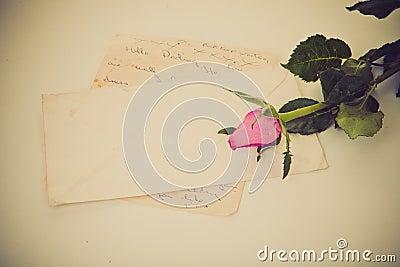 List miłosny