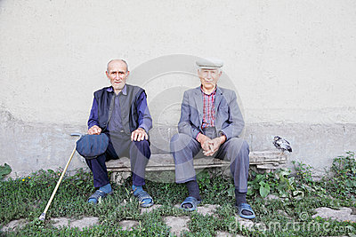 Starzy przyjaciele