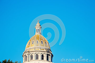 State Capitol Building in Denver