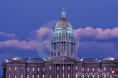 State Capitol Building, Denver, CO