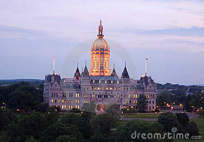 State Capitol, Connecticut