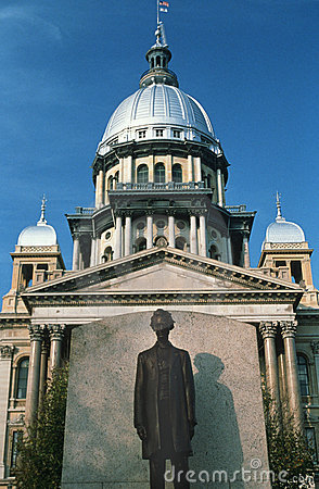 State Capitol of Illinois