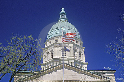State Capitol of Kansas