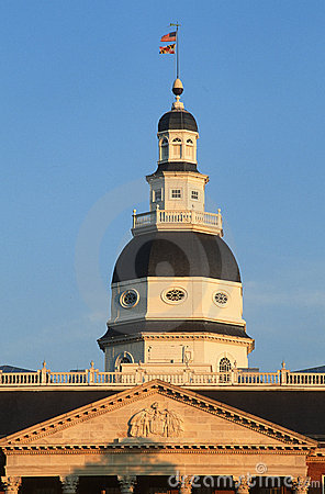 State Capitol of Maryland