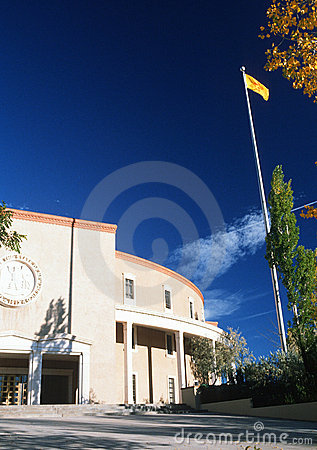 State Capitol of New Mexico,