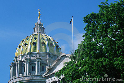 State Capitol of Pennsylvania,