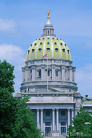 State Capitol of Pennsylvania