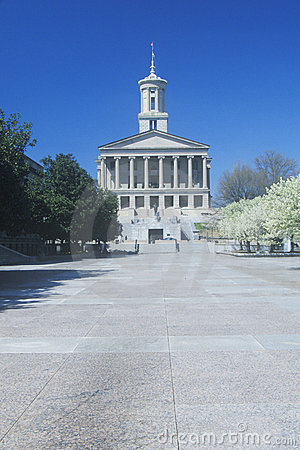 State Capitol of Tennessee