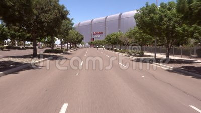 State Farm stadium, Glendale, Arizona zbiory