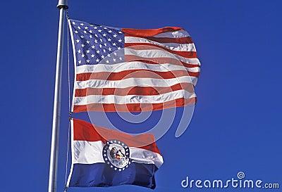 State Flag of Missouri