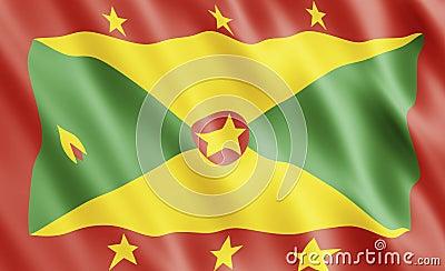 State of Grenada Flag