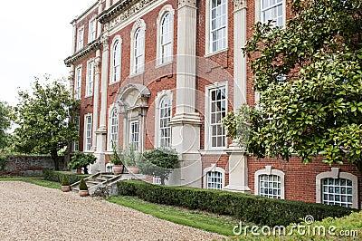 Stately Georgian mansion